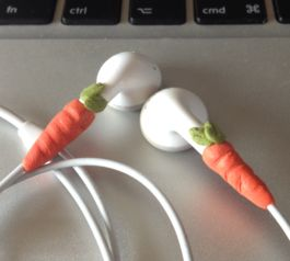 Personalise and reinforce your headphone cables