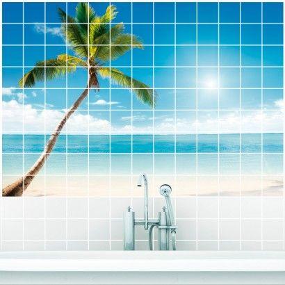 Tropical Tile Murals