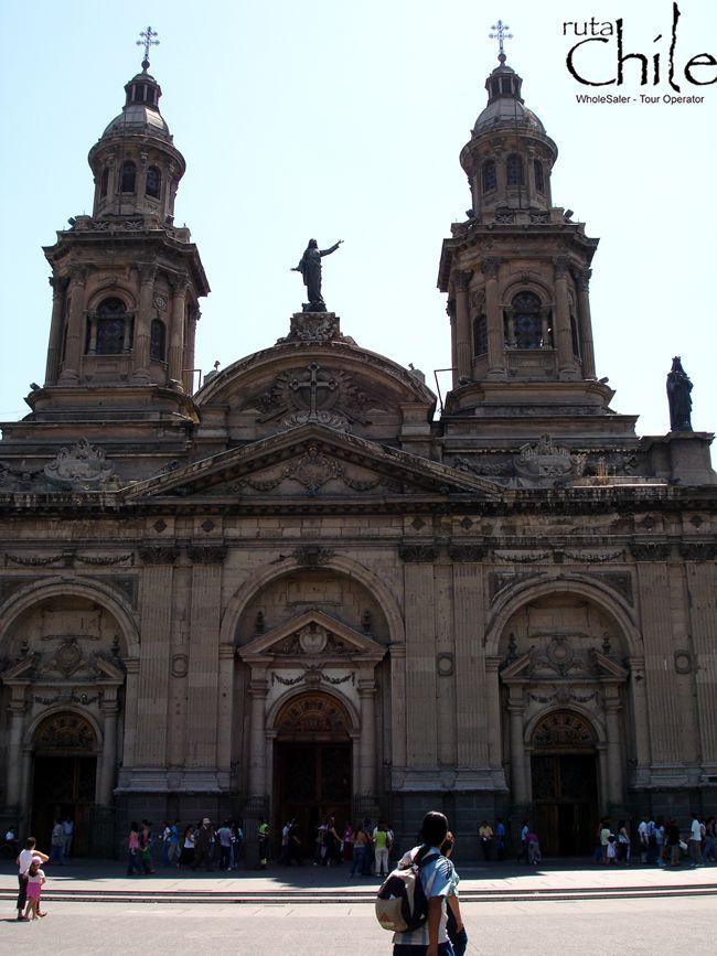 Catedral de Santiago chile