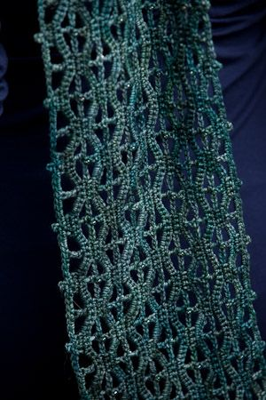 Crochet Scarf Pattern With Beads : 157 best images about Crochet Scarf Patterns, Tips ...