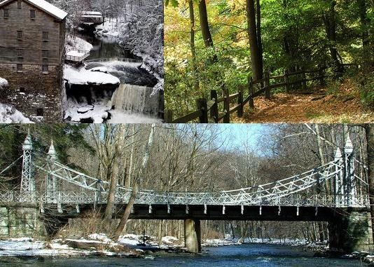 Youngstown has the 2nd largest metropolitan park in the nation   Community Post: 10 Things You Don't Know About Youngstown, Ohio
