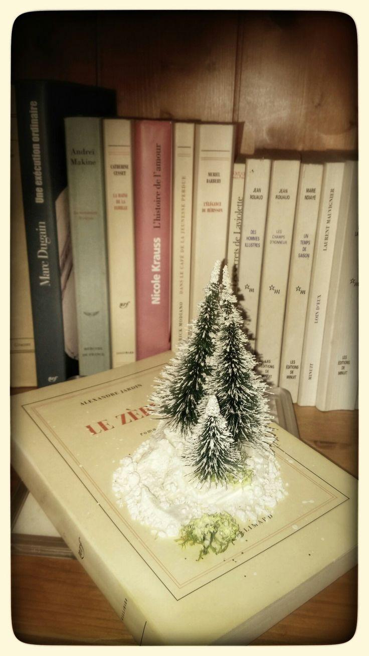 Diorama de Noël
