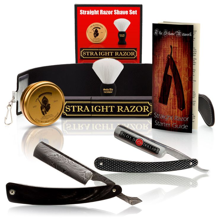 StraightRazors.com - $100 Off Buffalo Horn Damascus Straight Razor and Luxury Shave Set, $94.99 (http://straightrazors.com/100-off-buffalo-horn-damascus-straight-razor-and-luxury-shave-set/)