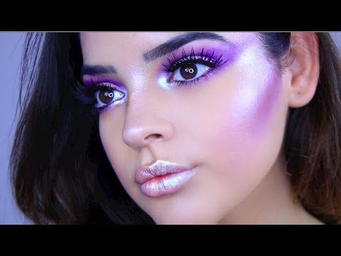 ♡ Make sure to watch in HD ♡ YAY!! My first Halloween video is up!! I absolutely loved this look!! I am obsessed with Ariana Grande's music video for Break F...