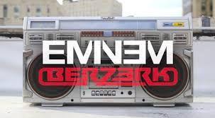 Eminem CD - Berzerk