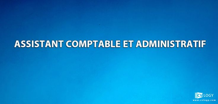 #Recrutement #assistant #administartif et #comptable à #Casa. Postulez par ici: