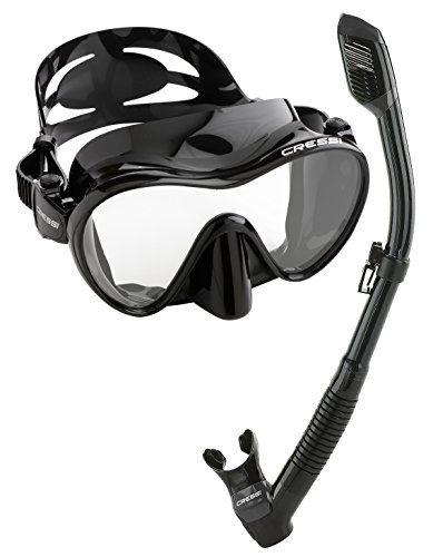 Cressi Scuba Diving Snorkeling Freediving Mask Snorkel Set, Black Cressi http://www.amazon.com/dp/B0067BGZBE/ref=cm_sw_r_pi_dp_Jp0Yvb0143N4E