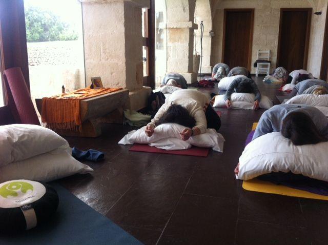 Retiros de yoga en Menorca- Menorca yoga retreat
