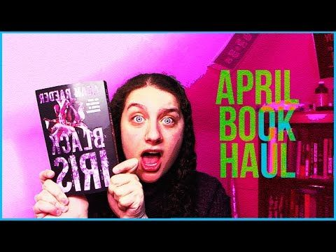 CHRISTINA READS YA: Reading Black Iris + April Book Haul + Giveaway  Christina always has such awesome giveaways (plus she very kindly includes us international folks).   This is such a fabulous giveaway - so many awesome books and such a wide variety of choices!  Everything That Makes You is a book I have been eyeing for ages. Invincible also looks like a really incredible book. I have been greatly affected by cancer myself (I lost both parents to this disease) and although these books can…