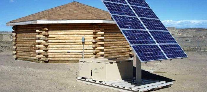 Инверторные системы бесперебойного электроснабжения, солнечные батареи и ветрогенераторы
