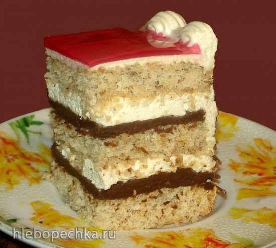"Торт ""Марджолайн"" (Marjolaine)"