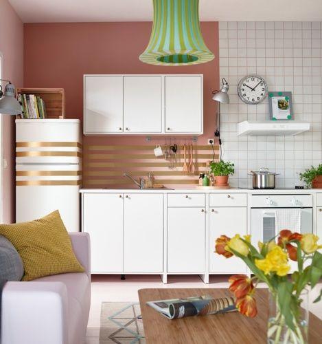 ber ideen zu kleine k chenzeile auf pinterest k chenzeilen fernseher und nische. Black Bedroom Furniture Sets. Home Design Ideas