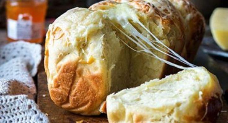 Recette : Pain au fromage.