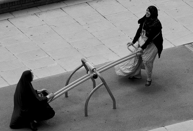 La Ciudad de las Diosas: Derechos sexuales de las mujeres árabes: una cuestión de coherencia
