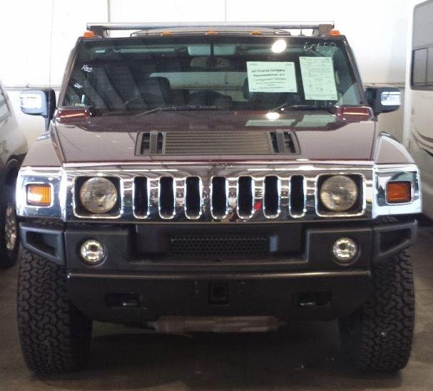 2005 Hummer H2 luxury Wagon