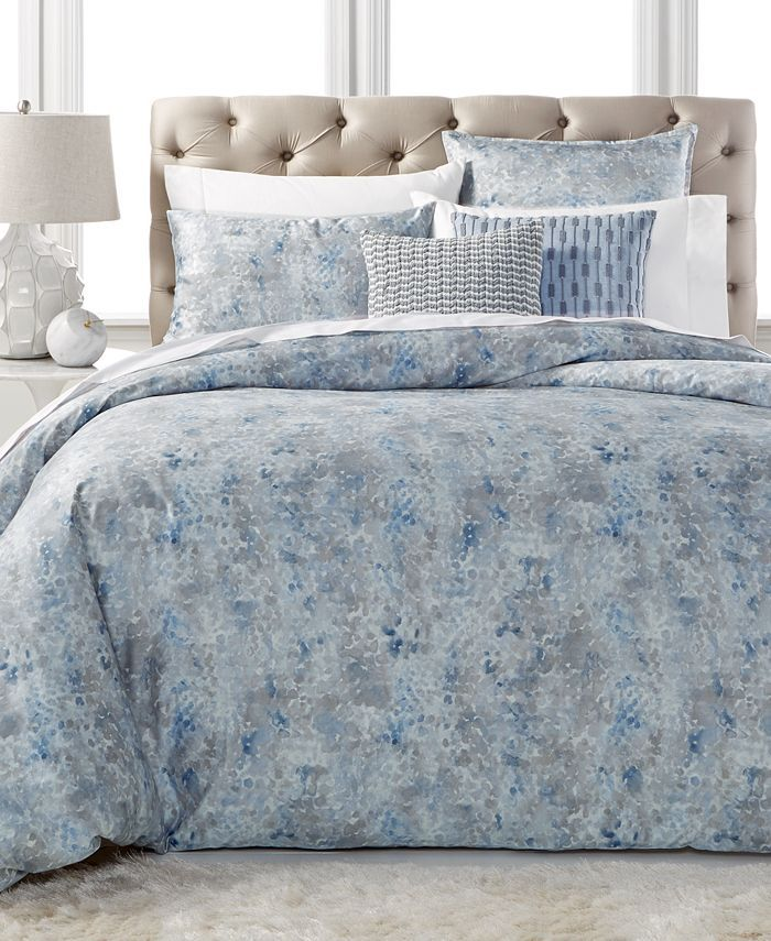 Speckle Bedding Collection Macys Com Hotel Collection King Duvet Cover Duvet Covers