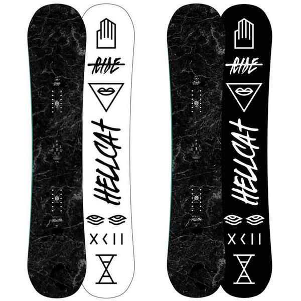 Ride Hellcat Womens Snowboard 2015 The Hellcat from Ride Snowboards is a womens…