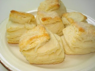 Flaky Buttermilk Biscuits | Recipes to Try | Pinterest