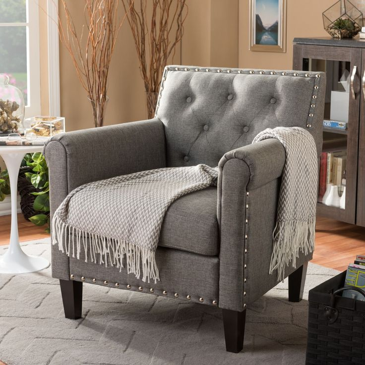 Mega Home Sale Living Room Chairs: Create an inviting atmosphere with new living room chairs. Decorate your living space with styles ranging from overstuffed recliners to wing-back chairs. Free Shipping on orders over $45! #NailswithanAccent