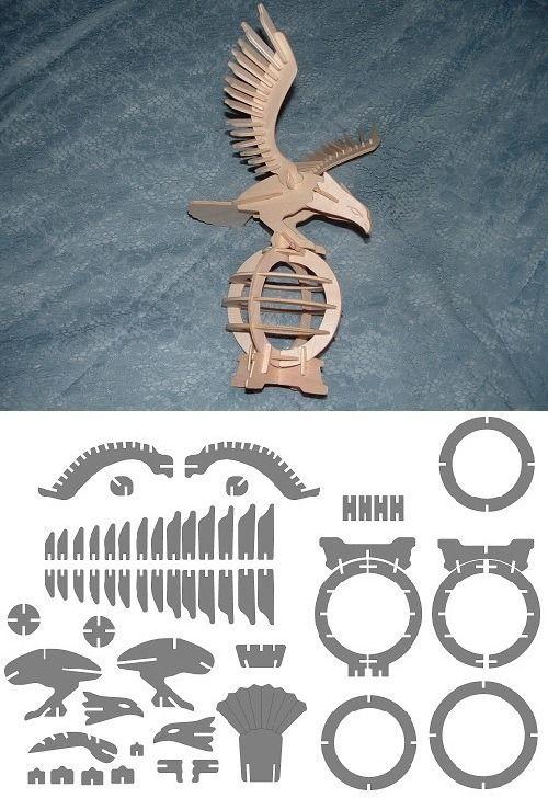 Cnc 3D maket planları