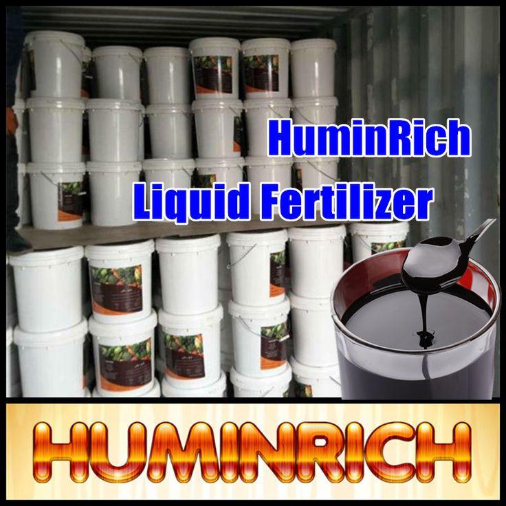 HuminRich Amino Acid Liquid Fertilizer