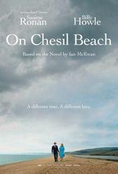 """On Chesil Beach"" - cast: Saoirse Ronan Billy Howle Emily Watson Anne-Marie Duff Samuel West Bebe Cave Adrian Scarborough David Olawale Ayinde Christopher Bowen"