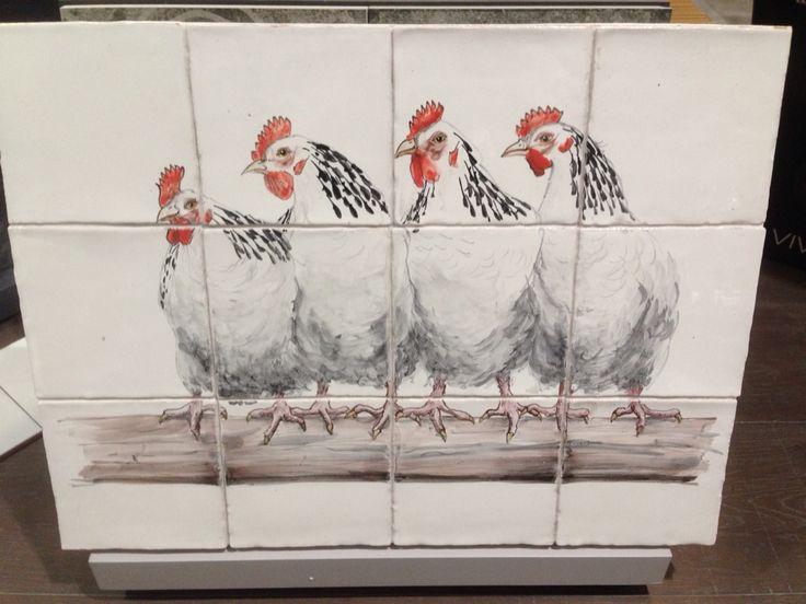 25+ beste idee u00ebn over Tegels schilderen op Pinterest   Verf tegels, Tegels in badkamers