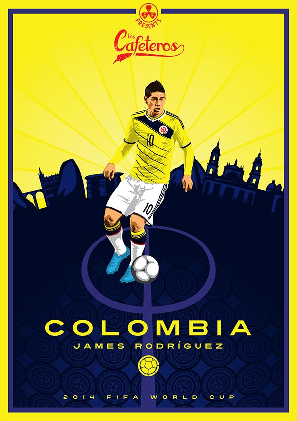 James Rodriguez, Columbia