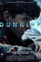 Nuestra #crítica de #Dunkerque (#Dunkirk):  El director #ChristopherNolan, que ha filmado buenas películas como #Memento (2000) o las mas recientes #Interstellar (2014) y #ElCaballeroOscuro (2012), rueda sobre uno de los más desconocidos episodios de la #IIGuerraMundial; el intento de huida desesperada de cientos de miles de... Leer más>