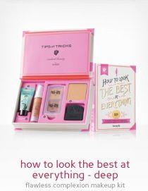 Benefit makeup sets