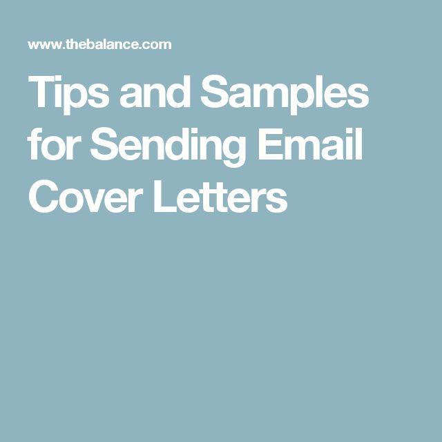 Viac ako 25 najlepších nápadov na Pintereste na tému Email cover - how to email a resume and cover letter