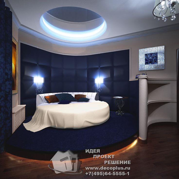 Дизайн спальни в стиле арт-деко представляет собой образец пространства, в котором оригинальные интерьерные решения и радиальные конструкции пребывают в гармоничном единстве с функциональностью. Кабинет на присоединенной лоджии Дизайнеры Студии «Бюро домашних интерьеров» позаботились о том, чтобы в комнате нашлось место не только для зоны отдыха, но и для небольшого кабинета. Использование пространства лоджии позволило увеличить полезную площадь спальни. В результате вместо одной комнаты…
