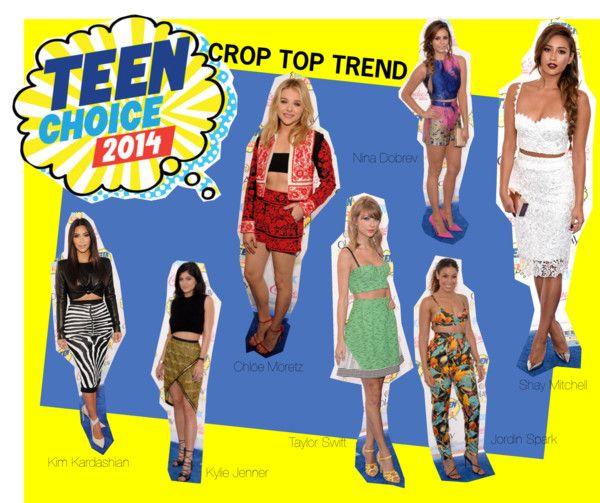 Teen Choice 2014 trends - Tendencias