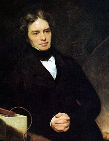 Oil painting of Michael Faraday by Thomas Phillips, 1841-1842, in the collection of the National Portrait Collection. Michael Faraday, FRS was an English scientist who contributed to the fields of electromagnetism and electrochemistry. His main discoveries include those of electromagnetic induction, diamagnetism and electrolysis. #faraday #histSTEM #electromangetic