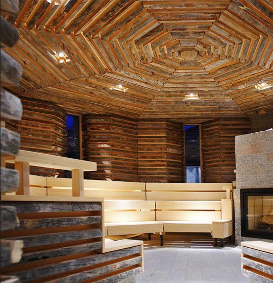 Sauna Image from Tara
