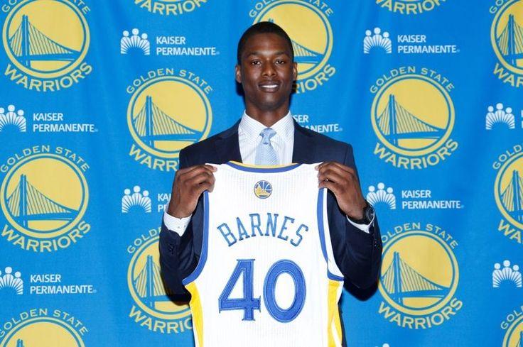 NBA Trade Rumors: Harrison Barnes as a Laker next season? - http://www.hofmag.com/nba-trade-rumors-harrison-barnes-laker-next-season/150342