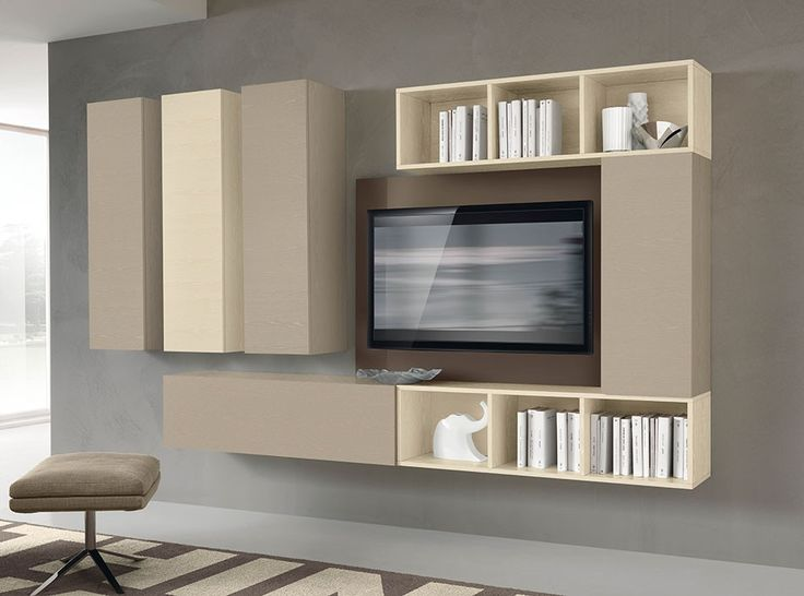 View This Great Modern Living Room With Built In Bookshelf Carpet By MIG Furniture Discover Browse Thousands Of Other Home Design Ideas On Zillow Digs