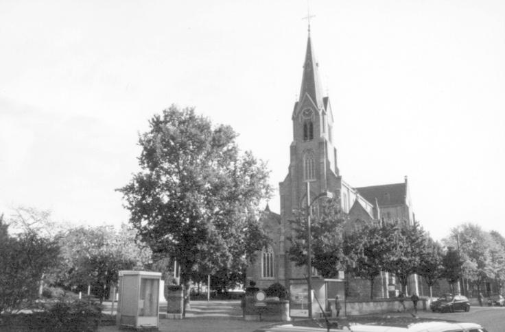 Sint-Kruis - Brugge - Bruges kerk Heilige Kruisverheffing - church Holly Cross