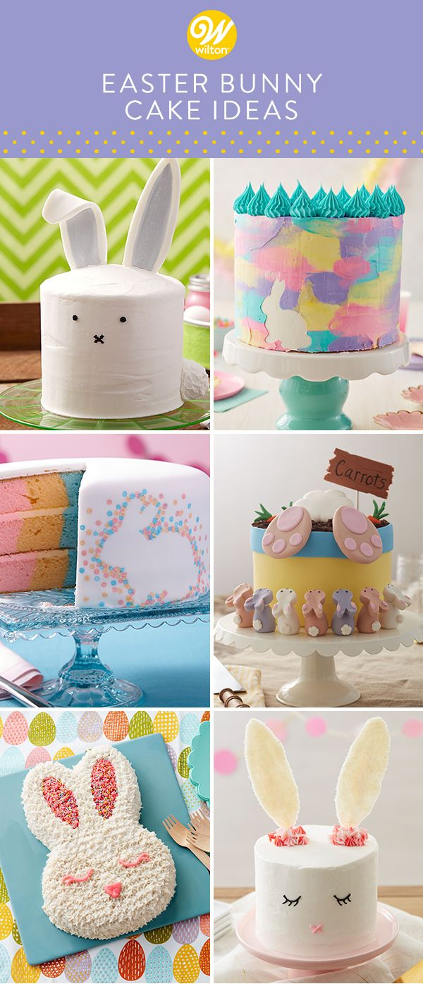 23 Easy Easter Cake Ideas Cute Easter Cake Recipes In 2020