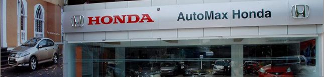 Honda Showroom Delhi are devoted to provide a full range of Honda cars comprising various models of City, Civic, CR-V and Honda Accessories are the best of our ability. http://www.automaxhonda.com/contactus.html