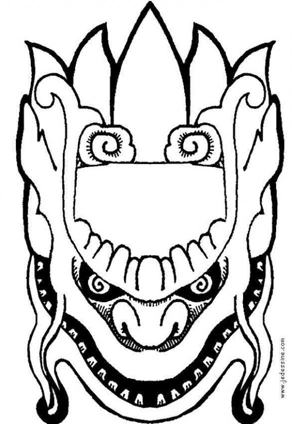 mask for carnaval