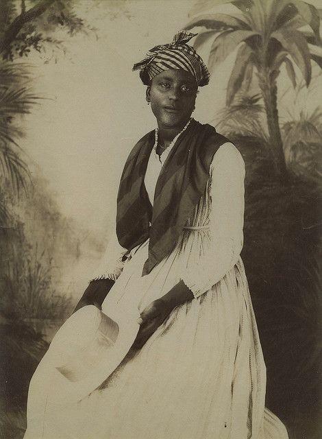 Woman, Martinique