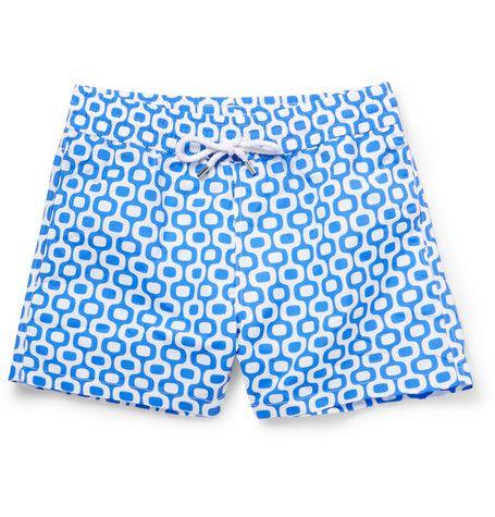 Frescobol Carioca Ipanema Mid-Length Printed Swim Shorts    MR PORTER