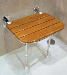 Folding Shower Seats, Fold Up Shower Bench, Handicapped Accessible ADA Shower Chairs                                                                                                                                                                                 More