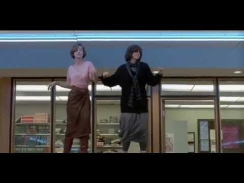 "The Breakfast Club (1985) - The famous Dance Scene in the library where the cast goes all out to Karla DeVito's ""We Are Not Alone"""