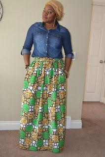 SewFit: Maxi Skirts.....