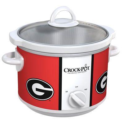 Georgia Bulldogs Collegiate Crock-Pot® Slow Cooker