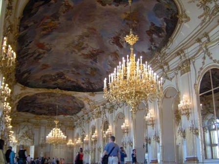 Schonbrunn, Wenen