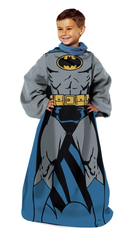 Batman Polyester Throw