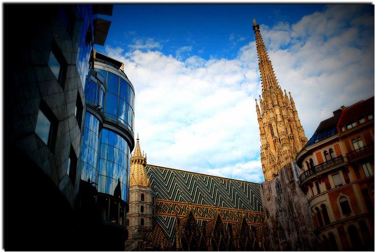 Mix di architetture  Vienna | Flickr - Photo Sharing!